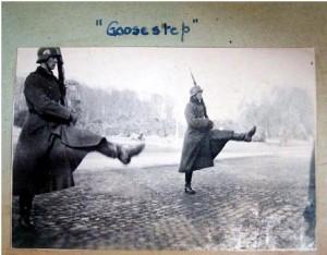 goose-step
