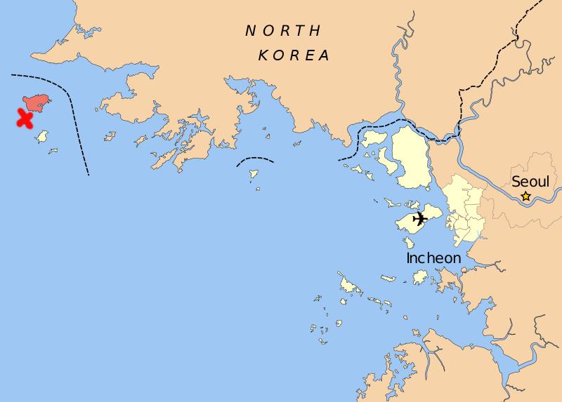 Cheonan | Hidden Harmonies China Blog